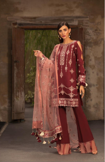 wishcart-store - Noor By Saadia Asad Luxury Lawn 2019 9A - wishcart-store -