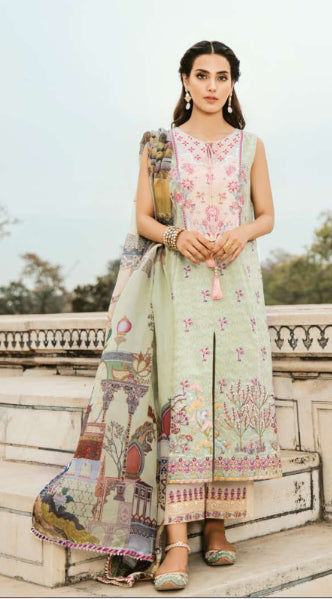 Embroidered EID special suit@wishcart.in