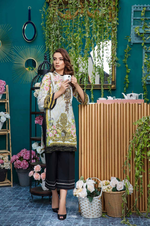 wishcart-store - Solitaire Kurti From Firdous Vol 2 '19 1A - wishcart.in -
