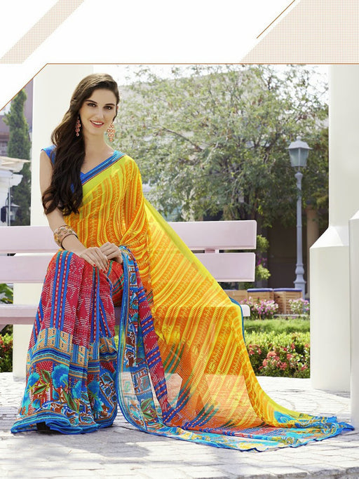 Latest print sarees@wishcart.in