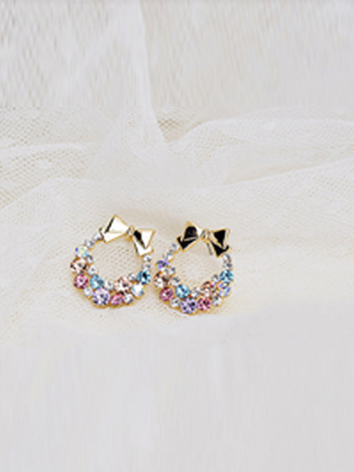 Bow Earrings - wishcart.in