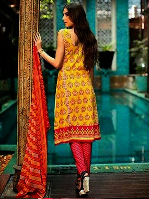 Latest Kalyan Original Pakistani Dresses & Suits Suits Collection - 06 wishcart.in