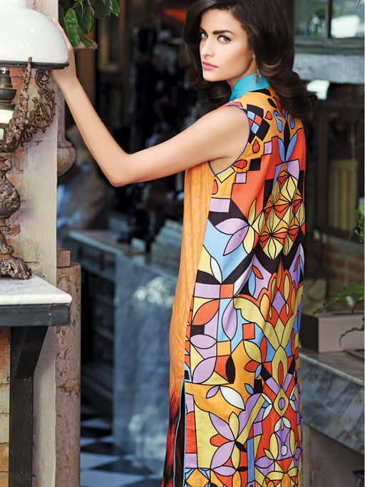 Designer summer kurti by Firdous@wishcart.in