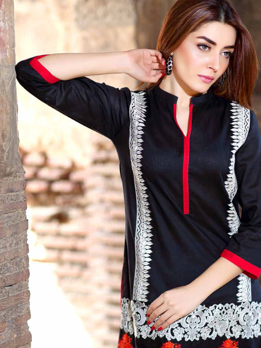 Party wear Unstitched lawn kurti@wishcart.in