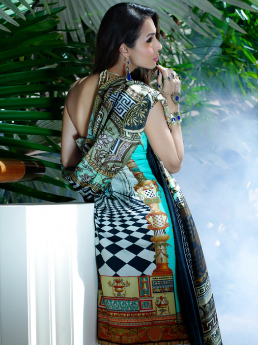 Zoya Didi Embroidered Original Pakistani Dresses & Suits Collection