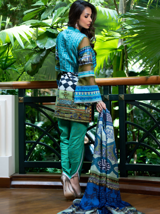 Zoya Didi Embroidered Original Pakistani Dresses & Suits Collection 153 Wishcart.in