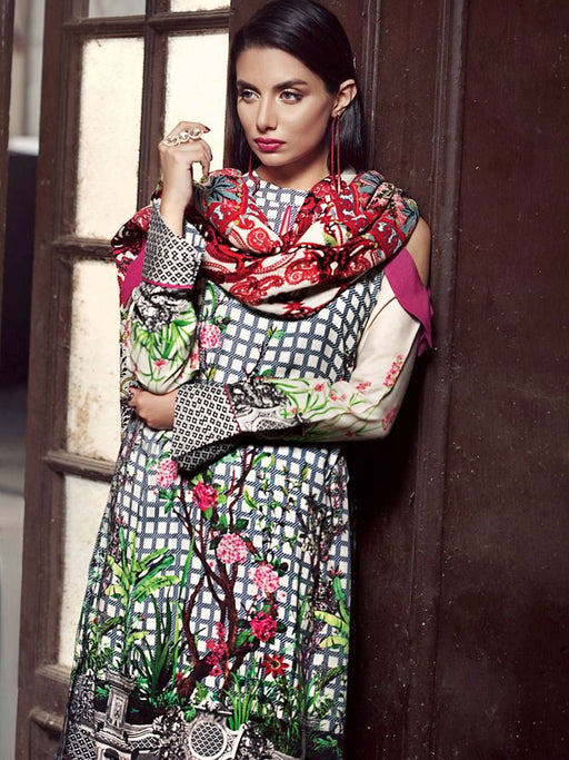 Gul Ahmed Winter Original Pakistani Dresses & Suits Collection 17 - 15 wishcart.in