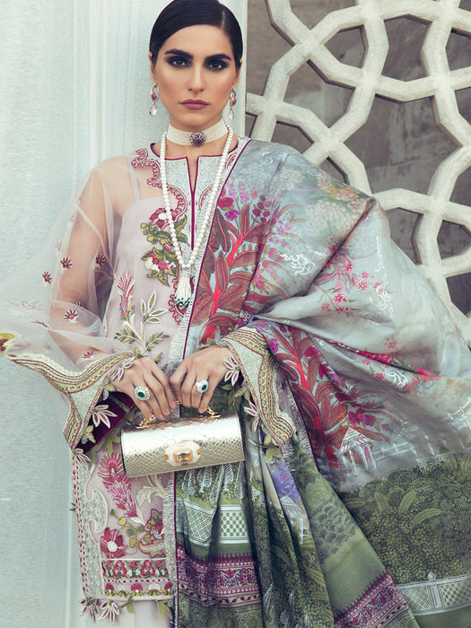 wishcart-store - Elan Festive Original Pakistani Dresses & Suits Eid Collection 2018-Elif - wishcart.in -