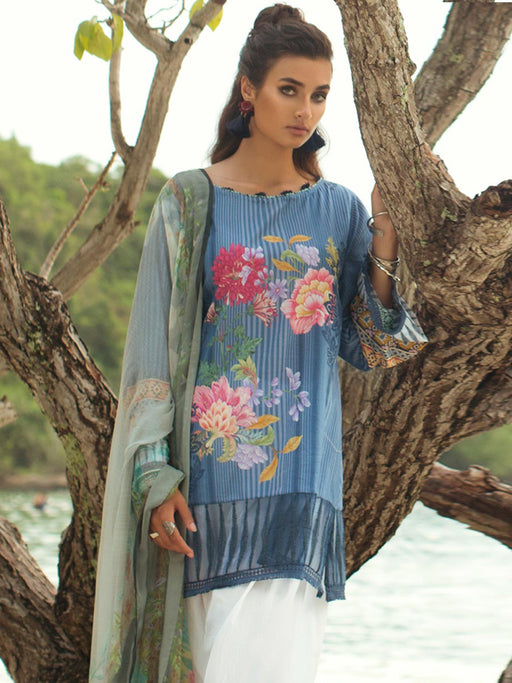 Coco By Zara Shahjahan Lawn Collection 2018 - wishcart.in