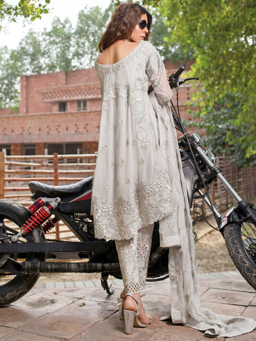 Heavy designer suit by Pakistani Replicas of Majestic Collection@wishcart.in