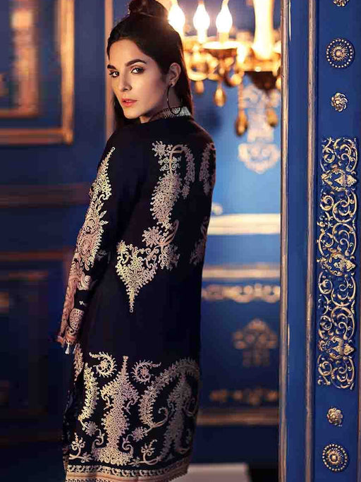 Gul Ahmed Winter Original Pakistani Dresses & Suits Collection 2018 - 011 wishcart.in