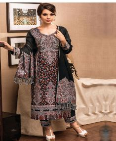 Rivaa Pashmina Suits Collection