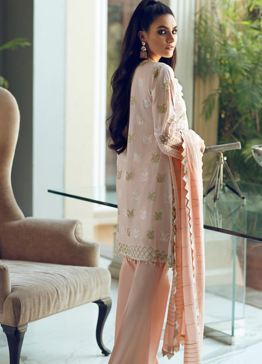 Wishcart-Pakistanisuits-Rouche Embroidered Chikankari Luxury Collection '19 Pearl Shine 02 2
