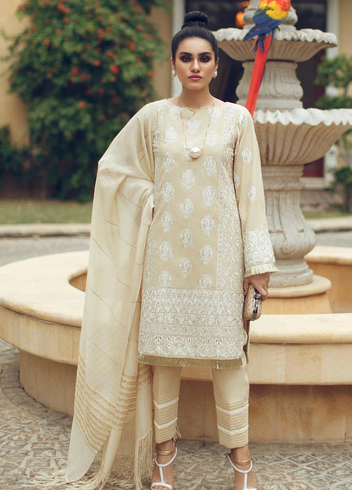 Wishcart-Pakistanisuits-Rouche Embroidered Chikankari Luxury Collection '19 Regal Dream 05