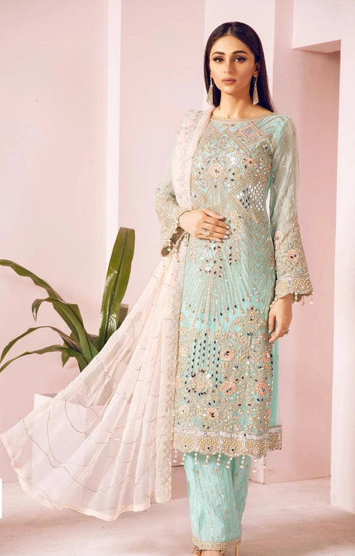 wishcart-Pakistanisuits-Maryum N Maria Shamrock Vol 6 Dress 2019-SEO2