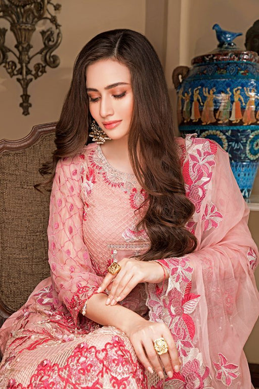 Cataleya Chiffon Collection by Iqra Reza A3 - wishcart.in