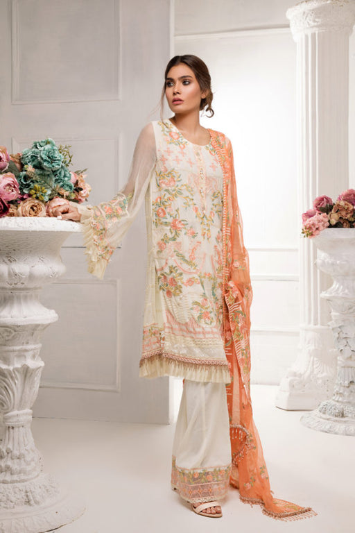 Cataleya Chiffon Collection by Iqra Reza A6 - wishcart.in