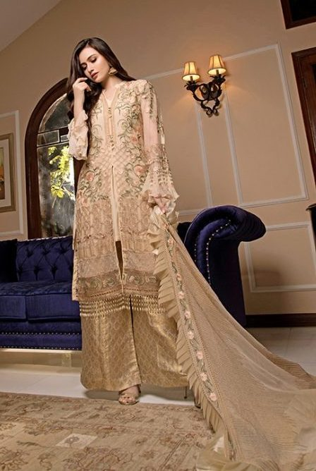 Cataleya Chiffon Collection by Iqra Reza-CA07