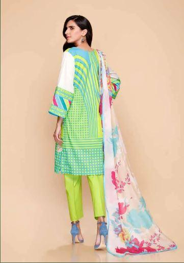 wishcart-Pakistanisuits-Charizma Yellow Spring and Summer Lawn Suits 2020-04B