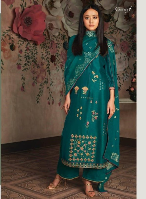 wishcart-Ganga Cherie Silk Collection A7830