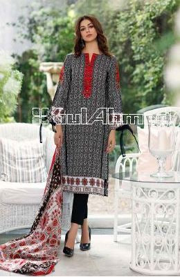 wishcart-Pakistanisuits-Gul Ahmed Fall Cambric 2019 CBE83
