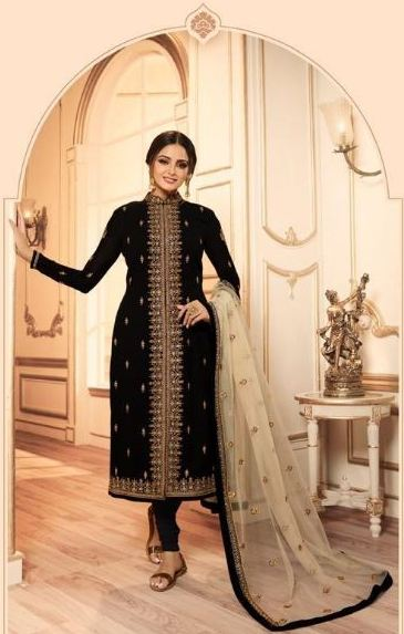 wishcart-Indiansuits-LT Nitya Vol-145 Collection 2019 D-4508