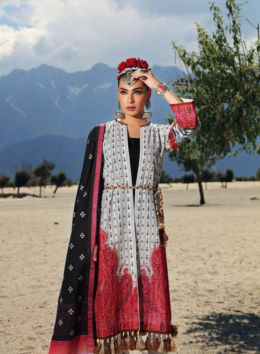 wishcart-Pakistanisuits-Gul Ahmed Craft Winter Dresses 2019 K60 MANTHAL
