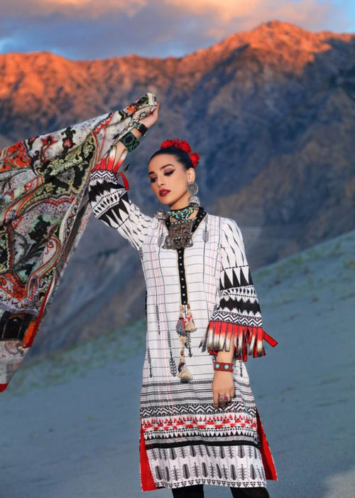 wishcart-Pakistanisuits-Gul Ahmed Craft Winter Dresses 2019  K61 GULMIT