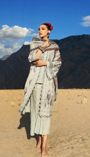 wishcart-Pakistanisuits-Gul Ahmed Craft Winter Dresses 2019 K75 NASOQ