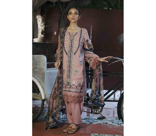 wishcart-Pakistanisuits-Qalamkar Qline Linen Collection 2019 QLA05