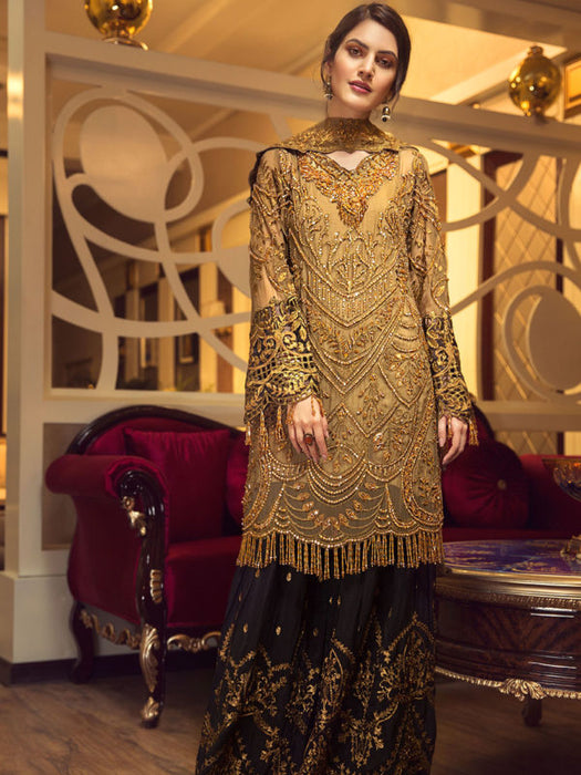 Wishcart-Pakistanisuits-Zebtan Royal Festive 2019 Collection ZR05