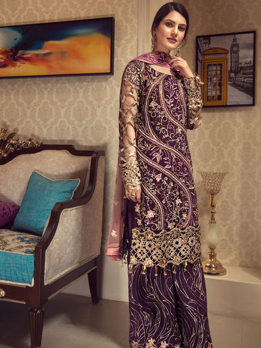 Wishcart-Pakistanisuits-Zebtan Royal Festive 2019 Collection ZR04