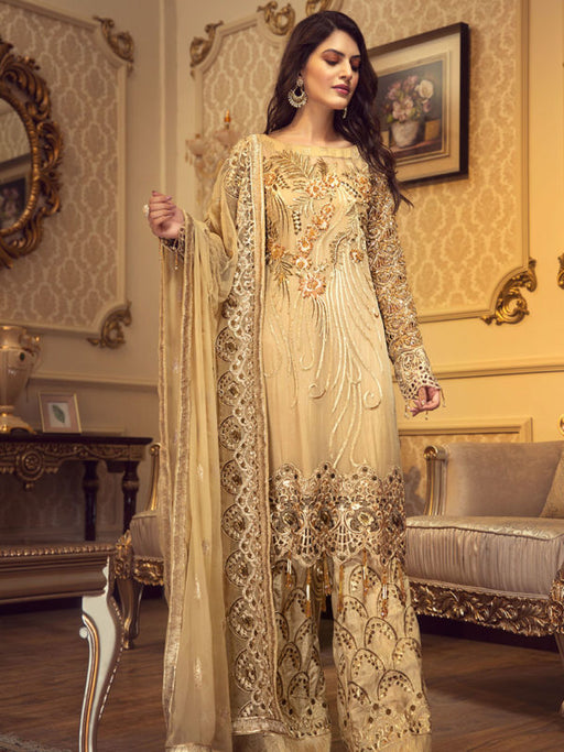 Wishcart-Pakistanisuits-Zebtan Royal Festive 2019 Collection ZR01