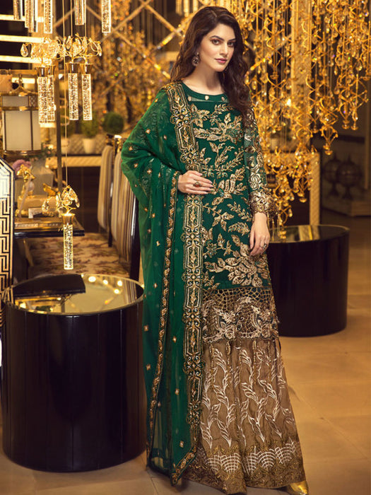 Wishcart-Pakistanisuits-Zebtan Royal Festive 2019 Collection ZR02