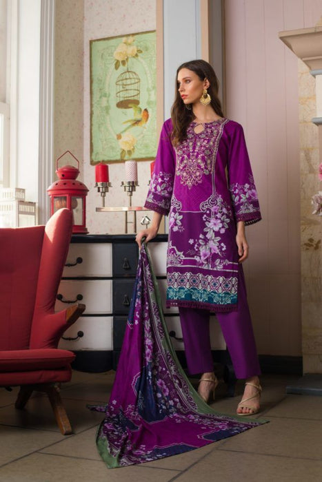 wishcart-Pakistanisuits-Sahil Embroidered Volume 2 Suit-3A