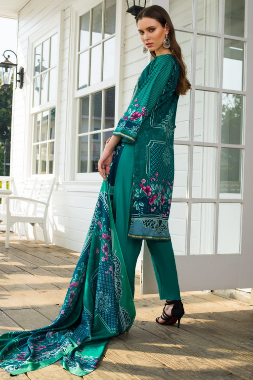 wishcart-Pakistanisuits-Sahil Embroidered Volume 2 Suit-3B