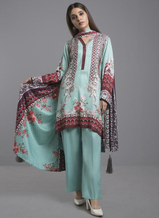 wishcart-Pakistanisuits-Sahil Winter Linen by ZS 2019