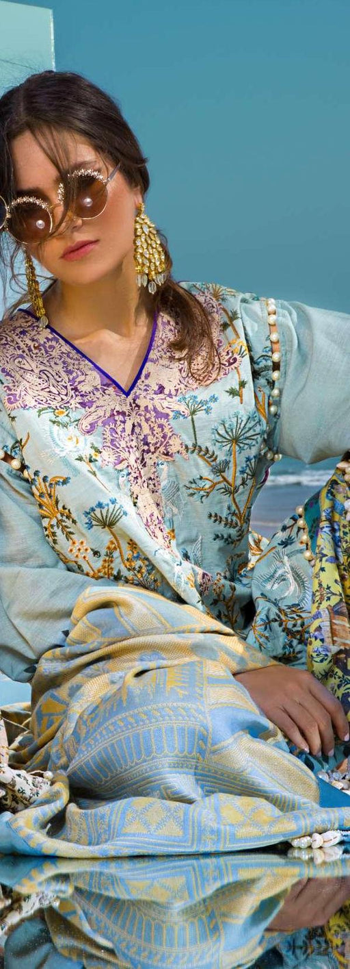 wishcart-Pakistanisuits-Winter Shawl Collection 2019 by Sana Safinaz-SS19WSC-4B