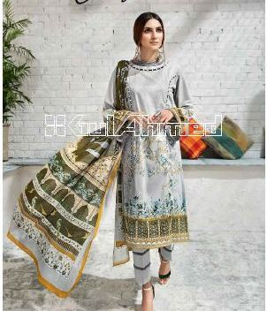 wishcart-Pakistanisuits-Gul Ahmed Fall Cambric 2019 CBN90A