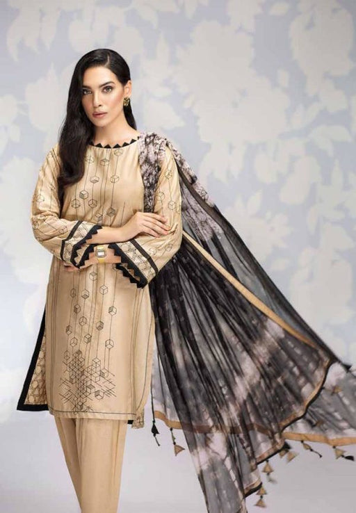 wishcart-Pakistanisuits-Gul Ahmed Fall Cambric 2019 BM145