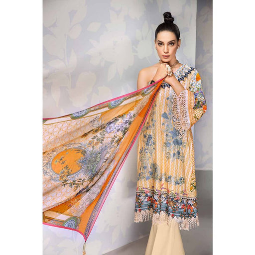 wishcart-Pakistanisuits-Gul Ahmed Fall Cambric 2019 BM 133