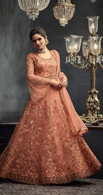 wishcart-Indiansuits-Mohini Glamour Vol 66 Dresses - 66004