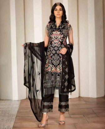 Wishcart-Pakistanisuits-Ramsha Vol 17  Verve Collection 2019 F- 1705