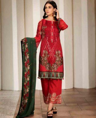 Wishcart-Pakistanisuits-Ramsha Vol 17 Verve Collection 2019 F-1708