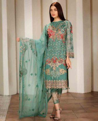 Wishcart-Pakistanisuits-Ramsha Vol 17 Verve Collection 2019 F-1709