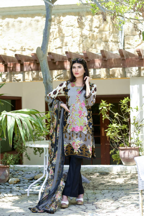 Wishcart-Pakistanisuits-Ayesha Chottani Embroidered Collection 2019-O3A