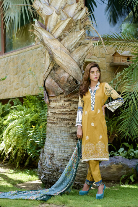 Wishcart-Pakistanisuits-Ayesha Chottani Embroidered Collection 2019-O2B