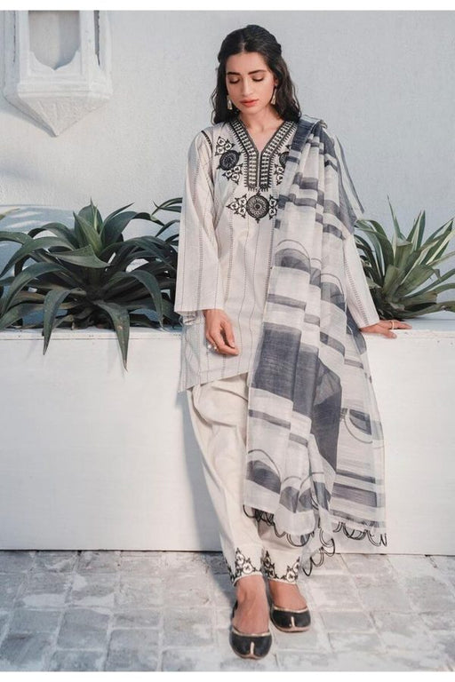 wishcart-pakistanisuits-Cross Stitch Toile Summer Lawn Collection 2019 D18