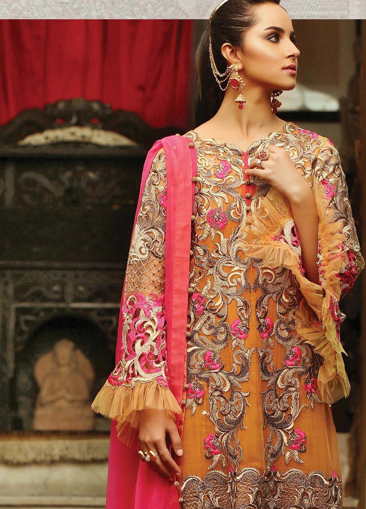 Wishcart-Pakistanisuits-EmbRoyal Majestic Vol-5 Collection 2019 EXQUISITE RUST 06