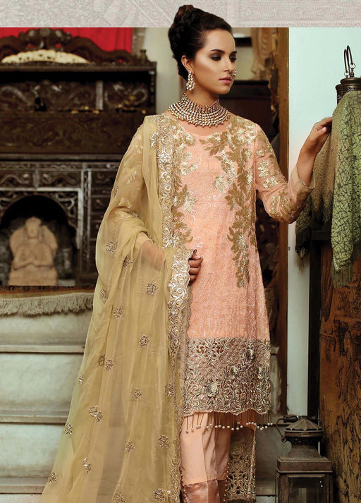 Wishcart-Pakistanisuits-EmbRoyal Majestic Vol-5 Collection 2019 IMPERIAL ROSEATE 08